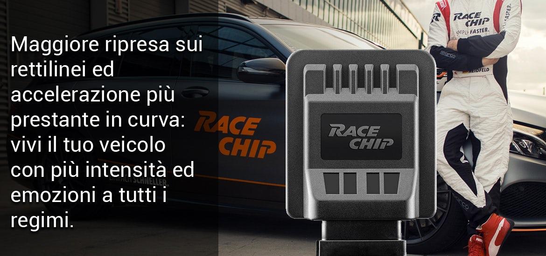 RaceChip Pro 2 Chrysler Grand Cherokee 3.0 CRD 218 cv