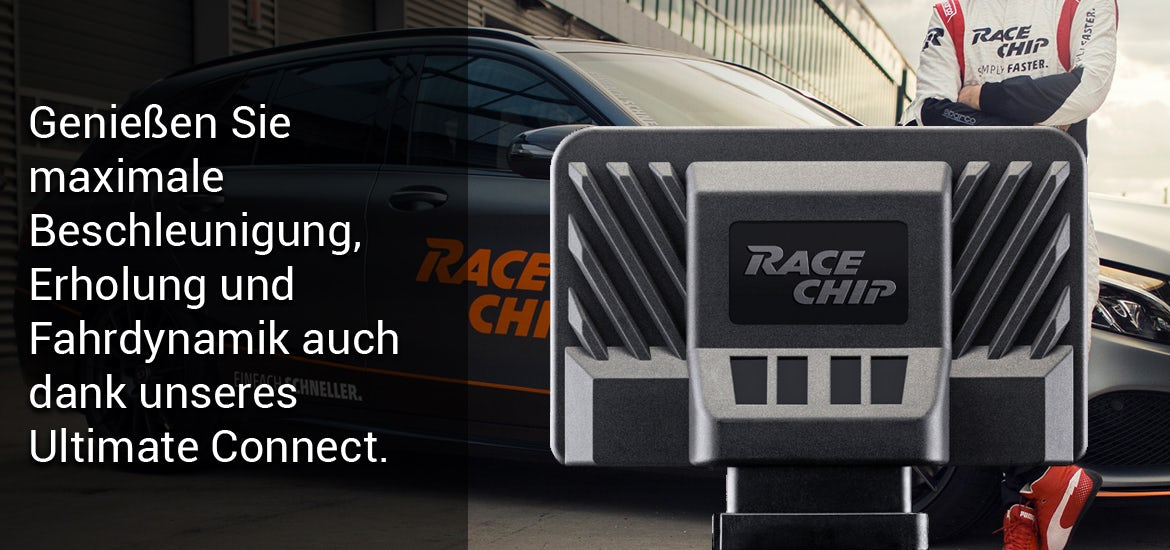 RaceChip Ultimate Volkswagen Crafter (2E, 2F) 2.5 TDI 136 ps
