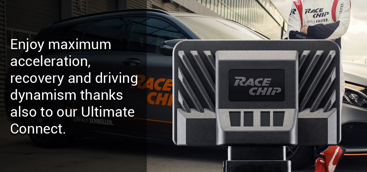 RaceChip Ultimate Volkswagen Passat B6 (3C) 1.6 TDI BlueMotion 105 hp
